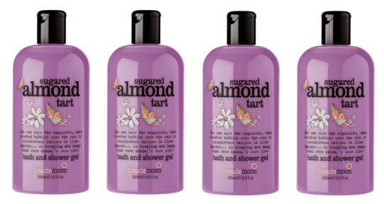sugared almond tart