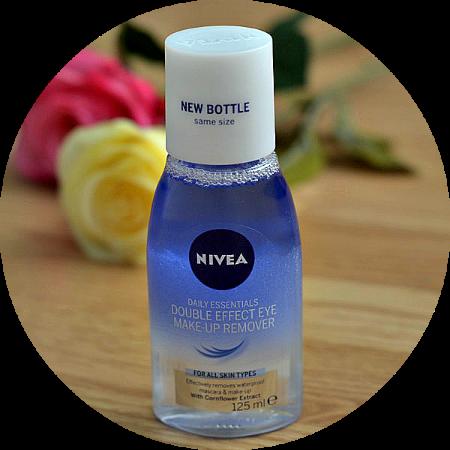 NIVEA Double Effect Eye Make-Up Remover