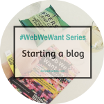 Getting started with a blog or YouTube channel