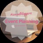 #socialbloggers 71 // Event Planning