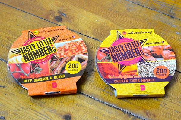 degustabox july Taster Little Numbers