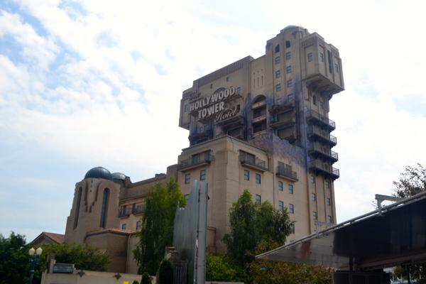 Walt Disney Studios Hollywood Tower