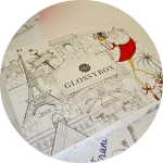 Glossybox July 2015 // Vive La France