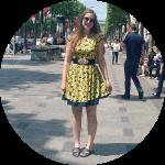Paris #OOTD // Sunflower Dress