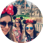 Paris Day 2 // Disneyland Paris