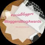 #socialbloggers 74 // #BloggersBlogAwards