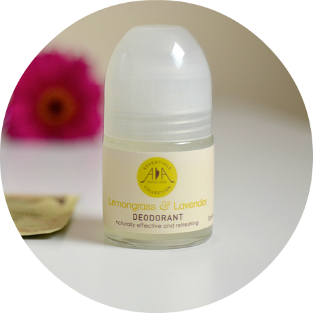 Lemongrass & Lavender Roll-on Deodorant AA Skincare