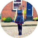 #OOTD // Quiz Skater Dress from House of Fraser