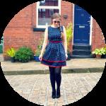 #OOTD // Quiz Skater Dress from House of Fraser
