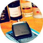 SWIG Hip Flask // Gift Ideas
