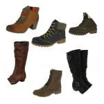 Getting ready for the rain with Rieker Boots