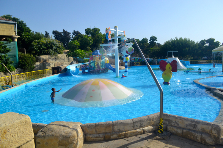 Aphrodite Water park cyprus