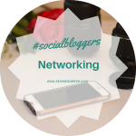 #socialbloggers 72 // Interaction and Networking