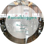 #socialbloggers 74 // Blog Awards