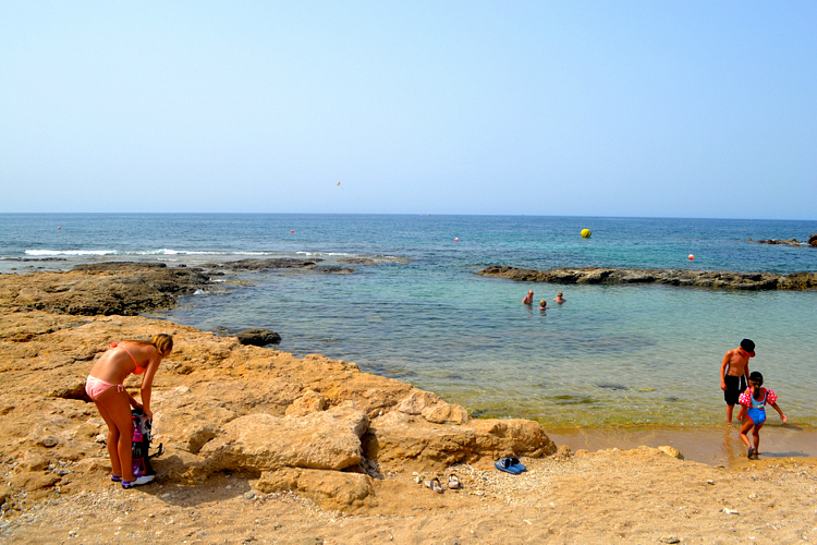 pathos cyprus beach