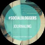 #socialbloggers 76 // Journaling