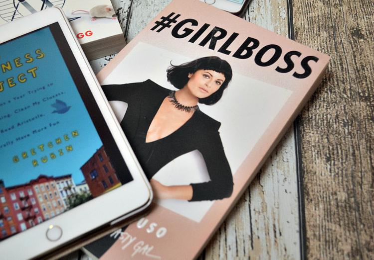 inspirational books #girlboss
