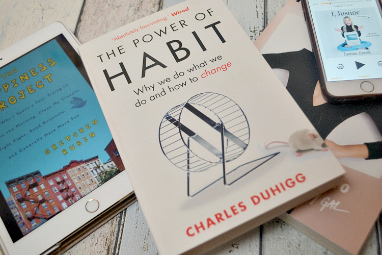 inspirational books The Power of Habit by Charles Duhigg