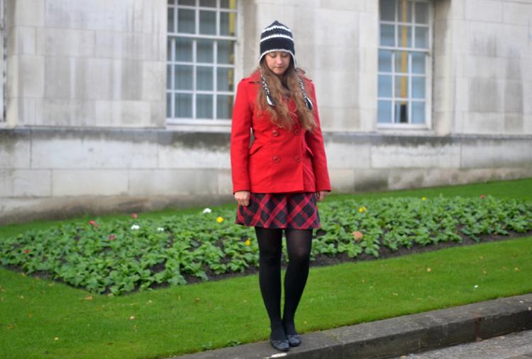 perfect tartan dress