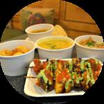 Bundobust Vegetarian Restaurant New Menu Launch in Leeds