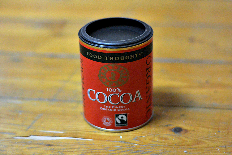 Food for Thought Cocoa october degustabox