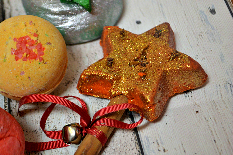 lush christmas range magic of christmas