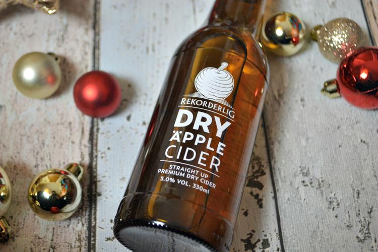 Degustabox November Rekordelig Dry Apple Cider
