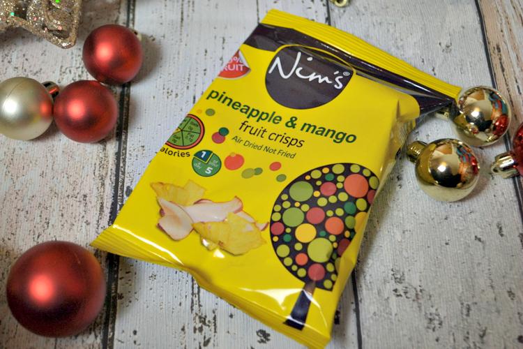 novemver degustabox nims fruit crisps