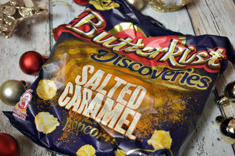 degustabox novermber salted caramel