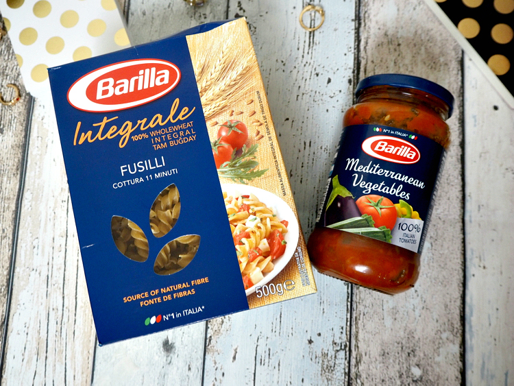 Degustabox January 2016 barilla