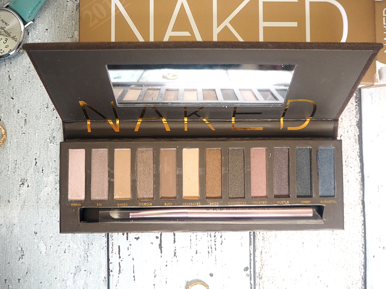 I'm the idiot that bought a fake Naked palette