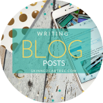 #socialbloggers 89 // Writing Posts