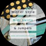 Winter Style // That Midi Skirt