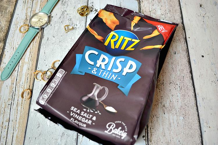 Degustabox February 2016 ritz crisp and thin