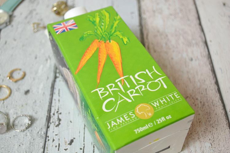 february degustabox 2016 devine james white carrot juice