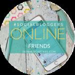 #socialbloggers 93 // Internet Friends