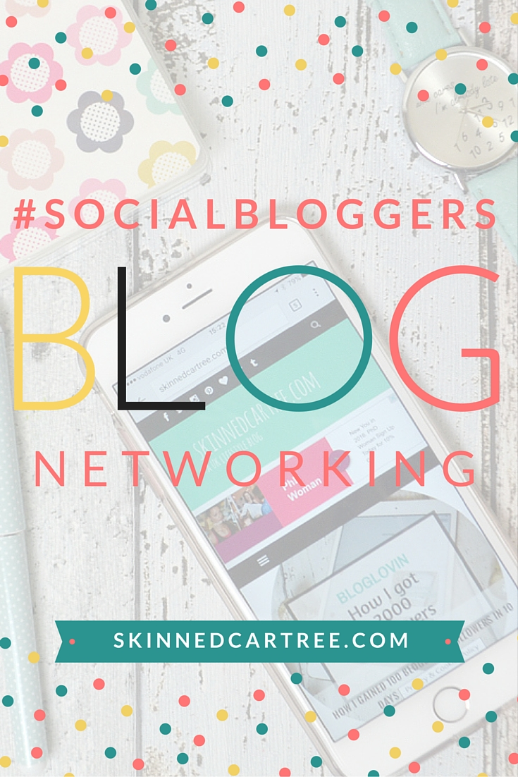 networking with bloggers
