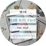 Win a £30 House Of Fraser Voucher