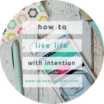 Let's Talk About Intention