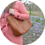 Getting Ready for Spring with a Coral Coat