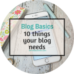 10 things your blog needs to connect with your audience.