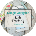 Google Analytics // Link Tracking