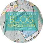 #socialbloggers 103 // Blog Newsletters