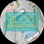 #socialbloggers 103 // Blog Newsletters