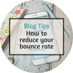 How to make your blog sticky to lower your bounce rate