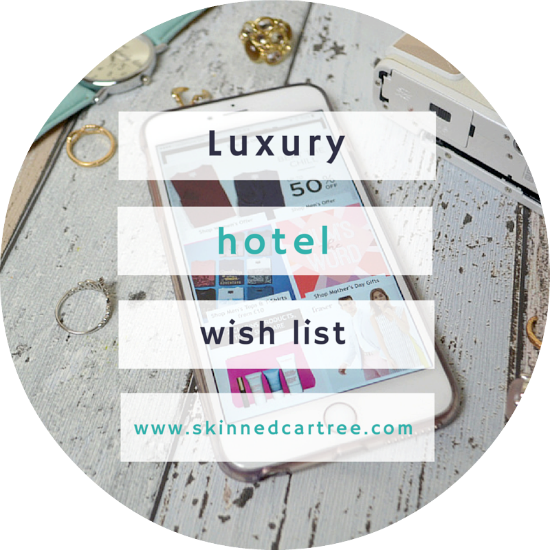 Why am I doing this to myself? // Luxury Hotels