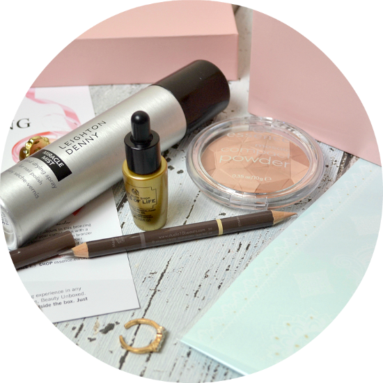 April Glossybox 2016 // Was this one as wank as last months?