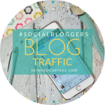 #socialbloggers 101 // How do you get traffic?