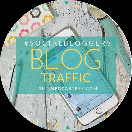 #socialbloggers 101 // How do you get traffic?