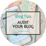 The Complete Checklist to Auditing Your Blog